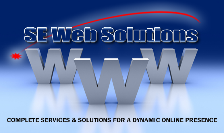 SE Web Solutions Web Services